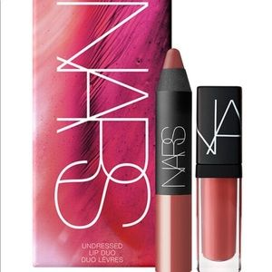 Nars undressed lip duo Walkyrie